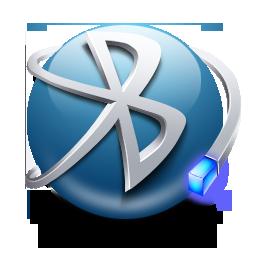 Grace a ce logiciel votre bluetooth va arriver jusqu'a 1000 M Icon-bluetooth
